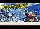 ROUBO DA CG 150 DO MOTOBOY! PROCURANDO O CATIVEIRO DE HELICÓPTERO - GTA V NOVELA DA VIDA REAL EP 21