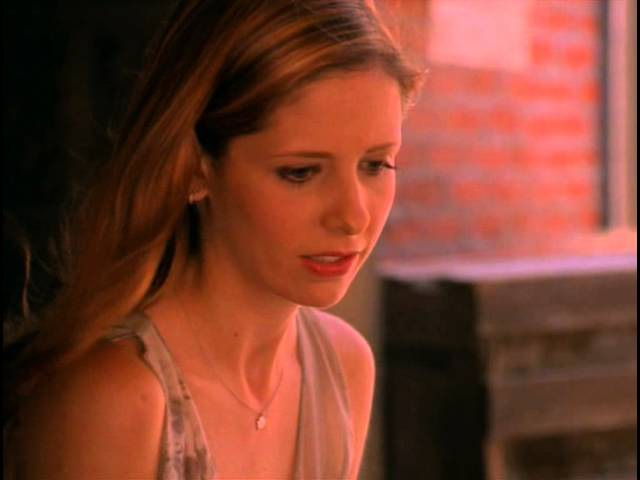 Buffy about Hell