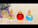Волшебные кулоны бутылочки и брелочки 9 идей Из подручных материалов Аква кулон