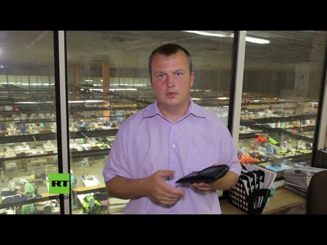 Weißrussland Diese Tasche schützt Handys und weitere Geräte vor Abhör- und Phishing-Versuchen