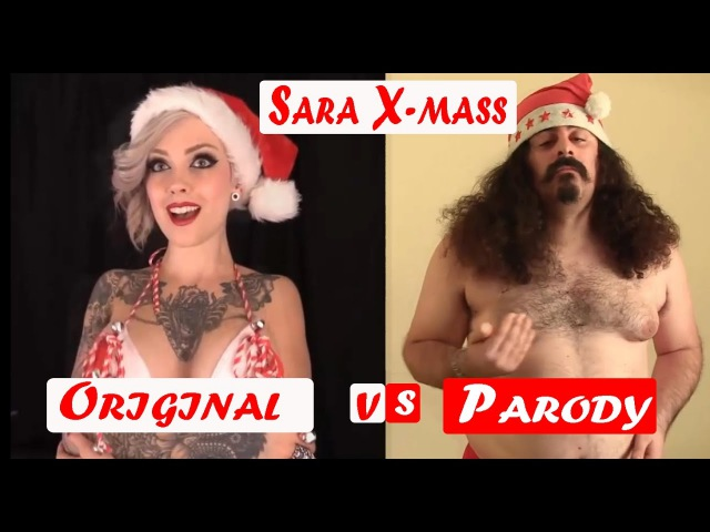 Sara X-mas - Original VS PaRoDy (Jingle Bells)