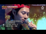Eng Sub 161222 Heechul singing live on Singderella