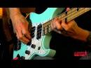 Фишки на басу от Billy Sheehan игра 4 мя пальцами