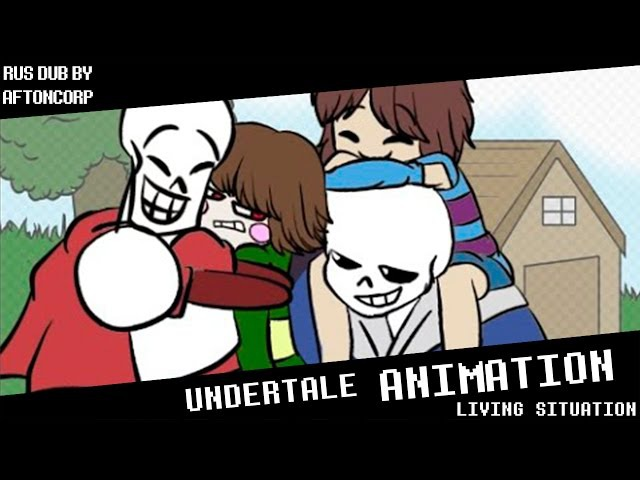 UNDERTALE ANIMATION - САНС, НЕТ! [CHANS] АНДЕРТЕЙЛ АНИМАЦИЯ (ЧАНС) RUS
