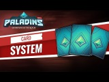 Paladins - Card System (Tutorial)