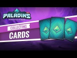 Paladins - Collecting Cards (Tutorial)