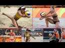 Top 20 Most Beautiful Female Volleyball Players In The World || Beach Volleyball Girls