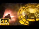 Хан уничтожает клингонов на Кроносе. Стартрек: Возмездие. 4K Ultra HD.