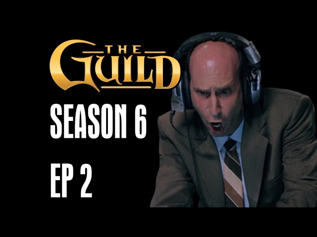 Vork loves a rabble-rouser and Bladezz gets a new mom - The Guild Season 6, ep. 2: New Party Members