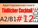 Tödlicher Cocktail (A2/B1). Глава 12 Последняя. Кто же убийца?