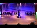 Jordan Frisbee Emeline Rochefeuille - Invit JNJ - UK European WCS Championships