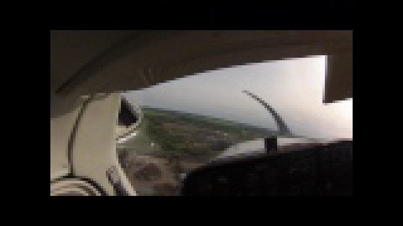 Cessna 172 touch and go