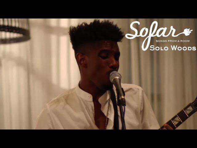 Solo Woods - Next To Me | Sofar Chicago