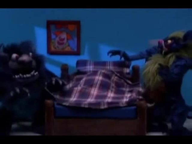 Одеяло спасает от монстров · coub, коуб