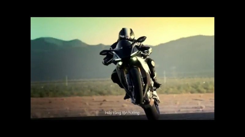 Ride Your Life In Style With Yamaha - Sống trọn phong cách cùng Yamaha