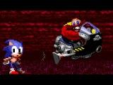 Eggman Boss Calamity  Sonic CD edition