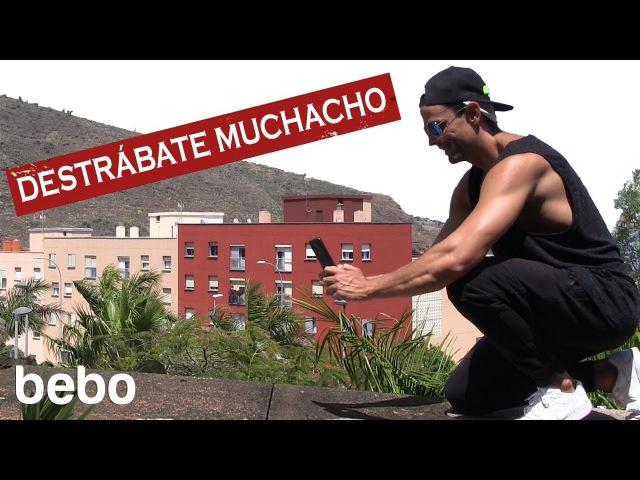 DESTRÁBATE MUCHACHO - Parodia