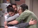 F.R.I.E.N.D.S  - The End - Финал сериала, прощание актёров