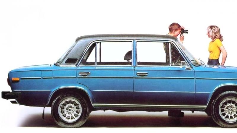 Автомобиль, который любят миллионы! ВАЗ 2106, ШЕСТЕРКА. Легенда СССР