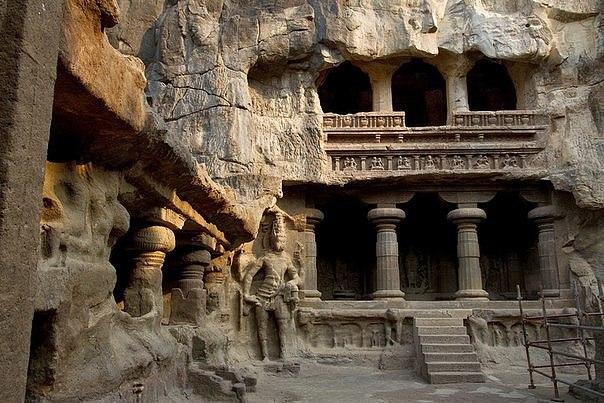 Уникальный храм, загадку которого не могут разгадать уже много столетий