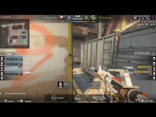 Virtus.pro G2A vs SK Gaming | ELEAGUE Major