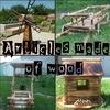 Articles made of wood/Изделия из дерева
