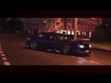 Drift Vine   Nissan Silvia s15 Антона Байдина в центре Екатеринбурга
