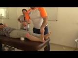 Аппликация на переднюю большеберцовую мышцу. Крук Николай, семинар 02.04.17г.