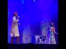 Кусочек мюзикла Маугли в г.Екатеринбурге