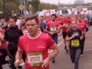 2017_05_21 11_36 Московский полумарафон, старт забега группы Е на 5 км
