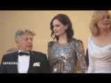 Emmanuelle Seigner, Roman Polanski, Eva Green at 'Based On A True Story' - Red Carpet Official Screening on May 27, 2017