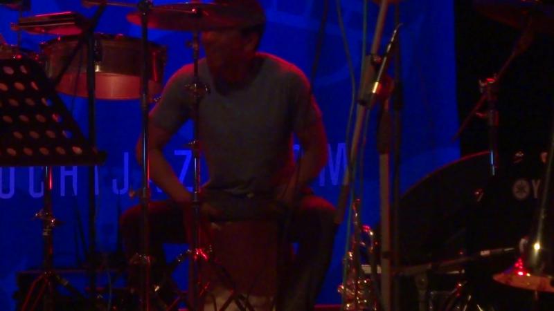 Richard Bona Aqua Jazz 2016