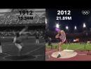Стокгольм-1912 и Лондон-2012
