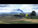 IL 2 Sturmovik Battle of Stalingrad Stalingrad Summer Map BF 109 E 7