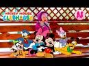 🌸Микки Маус Квест Челлендж Ищем конфеты PEZ Клуб Микки Мауса на Детской площадке...