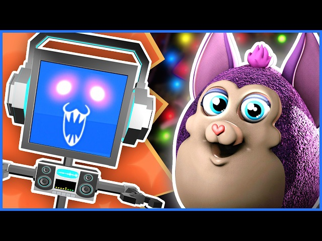 TATTLETAIL SONG Don't Tattle On Me ► Fandroid The Musical Robot 👀