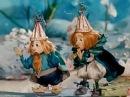 Волшебник Изумрудного города все серии 1974 Кукольный мультфильм Золотая кол