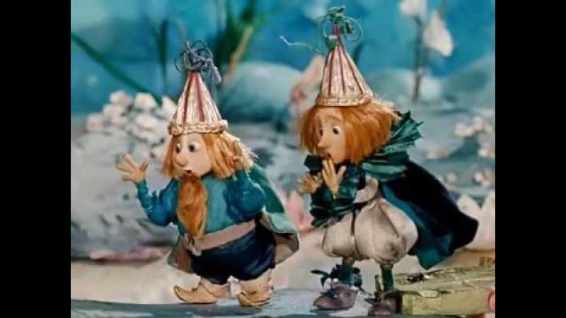 Волшебник Изумрудного города - все серии (1974). Кукольный мультфильм | Золотая кол ...