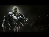 Injustice 2 — Introducing Brainiac!