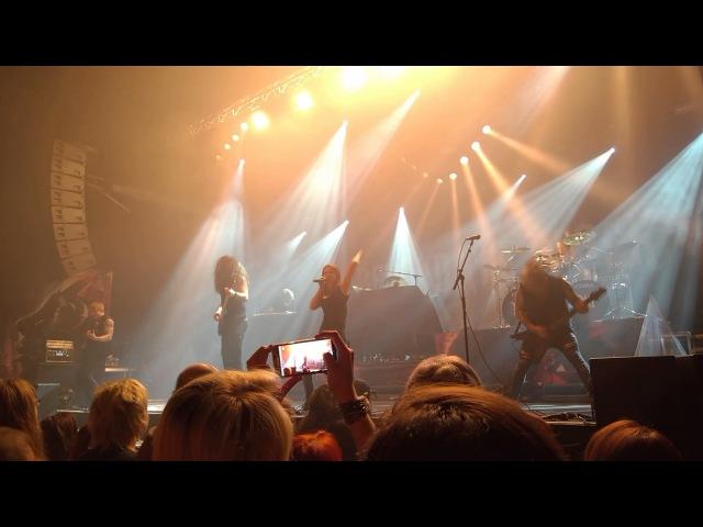 Beyond the Black - Shine And Shade [live Viena 2017]