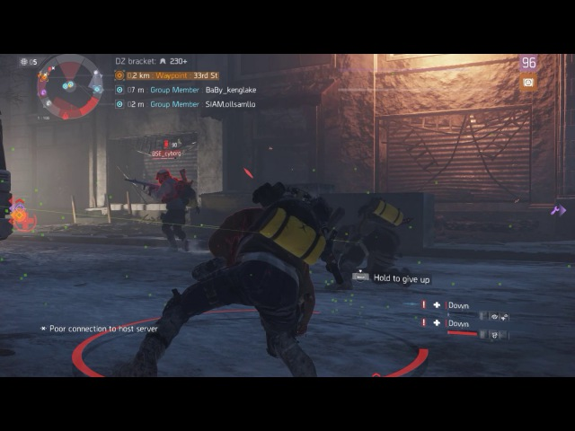 Hacker in the division 1.5 Part11
