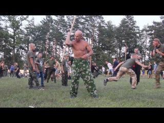 Джура Прикордонник 2017 . 1 день . Оршанець