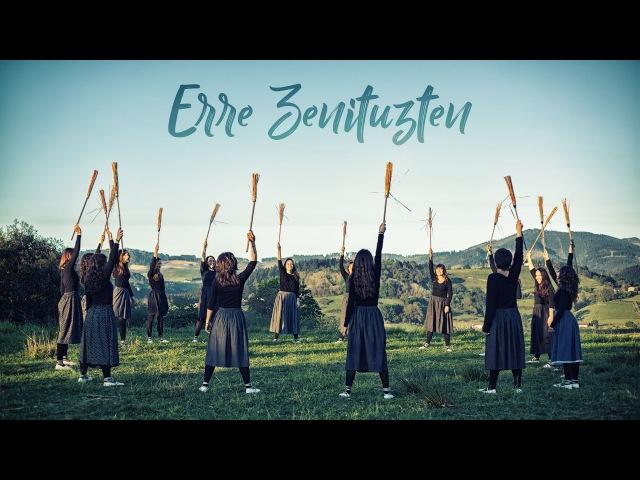 ERRE ZENITUZTEN (Xabi Solano) - Bizkargi Dantza Elkartea