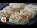 Домашние Слоеные Булочки Простой Рецепт ✧ Easy Homemade Layered Buns English Subtitles