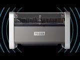 WAZER: настольный станок для резки особо прочных материалов - гидроабразивная резка - Kickstarter