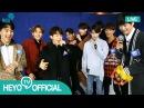 해요TV PENTAGON 펜타곤 - 강남스타일싸이 노래방 라이브