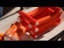 Крабовые палочки: из чего их делают на самом деле