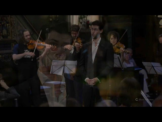 David Hansen, Countertenor - Handel: Yet, can I hear that dulcet lay