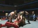 Reby Sky vs D Arcy Dixon - Female Wrestling