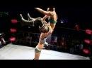 D Arcy Dixon vs Nikki St. John -Female Wrestling